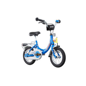 Bicicleta para niños Puky ZL 12-1 aluminio azul